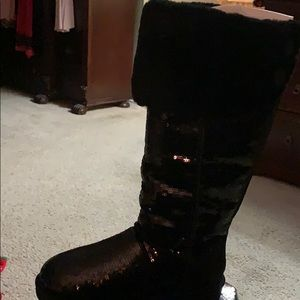 Ugg sequin boots. Brand new size 7.